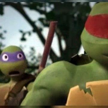 Teenage Mutant NINJA TURTLES Season 3 Episode 2 - A Foot Too Big - (TMNT 2012)