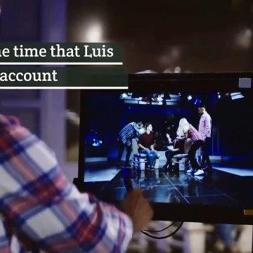 Meet Luis Roldan Telemundo