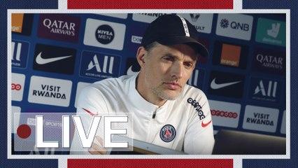 ️Replay : Conférence de Presse avant FC Nantes v Paris Saint-Germain