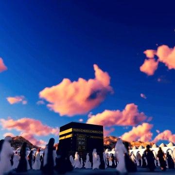 Saudi Arabia Time Lapse -The Birth Place of Prophet Muhammad (SM)