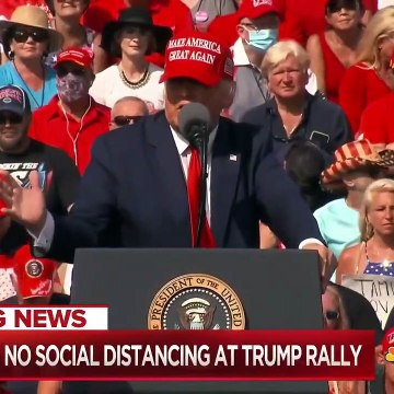 Biden And Trump Trade Attacks In Critical State Of Florida _ The 11th Hour _ MSNBC