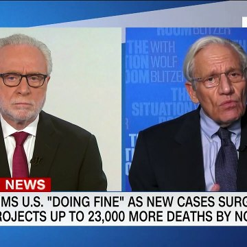 Bob Woodward - We are in one of the most dangerous periods in American history