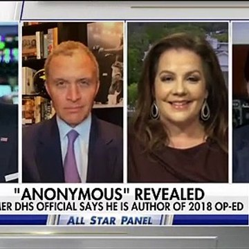'Anonymous' NY Times author revealed, Fox News panel weighs in