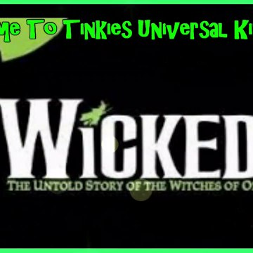 Wicked The Play On Broadway Musical Is Great