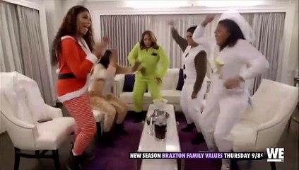 WE Heart WE tv: Braxton Family Values