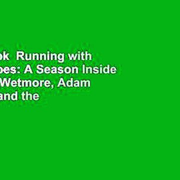 Full E-book  Running with the Buffaloes: A Season Inside with Mark Wetmore, Adam Goucher, and the