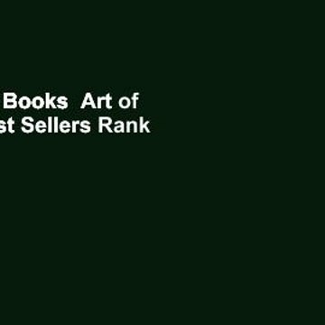 About For Books  Art of Peace  Best Sellers Rank : #5