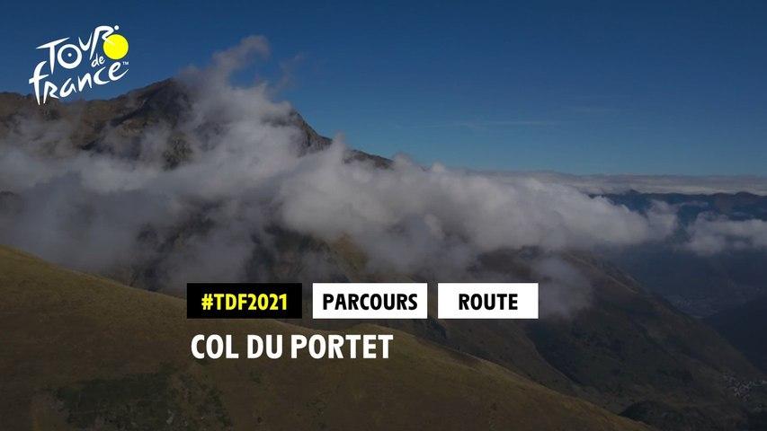 #TDF2021 -  Col du Portet