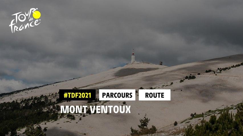 #TDF2021 - Mont Ventoux