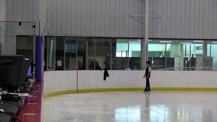 Pre-Novice Men Freeskate - 2021 Skate Canada: Alberta-NWT/Nunavut Sectional Championships