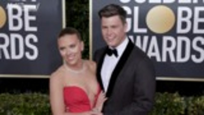 Scarlett Johansson and Colin Jost Tie the Knot | THR News