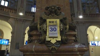 El Ibex 35 sube hoy un 0,63 %  pero pierde más de un 6 % en el conjunto de la semana
