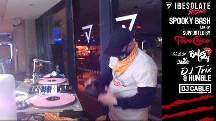 Vibesolate Sessions: Spooky Bash LIVE From Cult Cafe