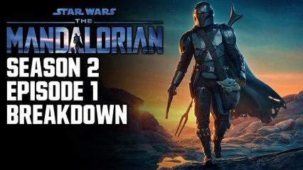 The Mandalorian (Season 2, Episode 1 Breakdown): What The Hell Is Happening?