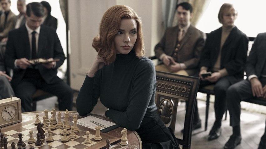 Behind The (Virtual) Scenes Of Netflix's 'The Queen's Gambit'