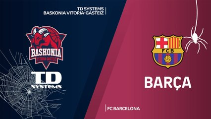 EuroLeague 2020-21 Highlights Regular Season Round 6 video: Baskonia 71-72 Barcelona