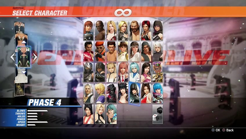 DEAD OR ALIVE 6 - PART 130 PHASE 4 SURVIVAL [ROOKIE EASY NORMAL]