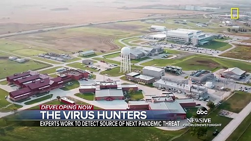 Researchers search for next pandemic