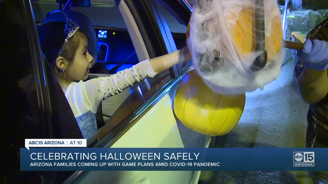 Celebrating Halloween safely during the pandemic