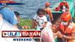 Higit 100 pamilya sa Camarines Sur, inilikas na ng PCG