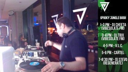 Spooky Jungle Bash - DJ Stevo & Joe 90