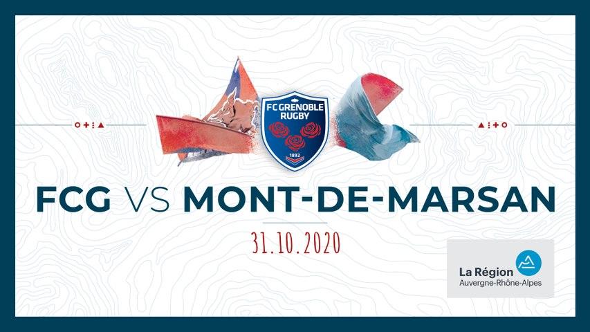 Video : Video - FCG - Mont-de-Marsan : le résumé vidéo (24-17)