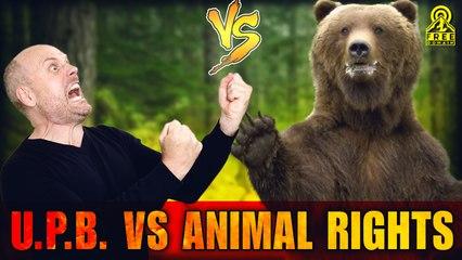 ATHEIST ETHICS vs ANIMAL RIGHTS?!?