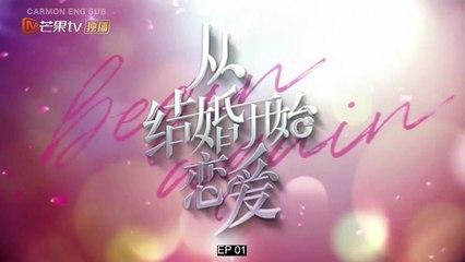 FanSub 从结婚开始恋爱 Begin Again Eng Sub EP01 Chinese Drama