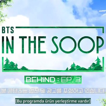 BTS in the SOOP 3. Bölüm Behind The Scenes (Türkçe Altyazılı) - More of Eclipse