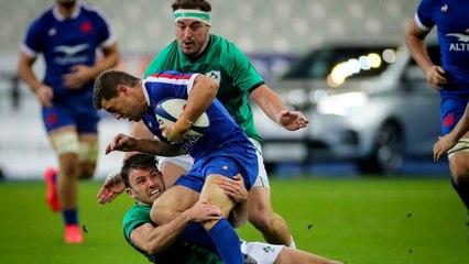 Highlights: France v Ireland | Guinness Six Nations