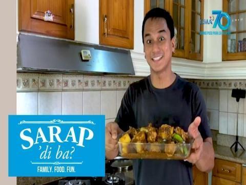 Sarap, 'Di Ba?: Adobo ala Tiktok ni Cupcake recipe by Gardo Versoza and Ivy Vicencio | Bahay Edition
