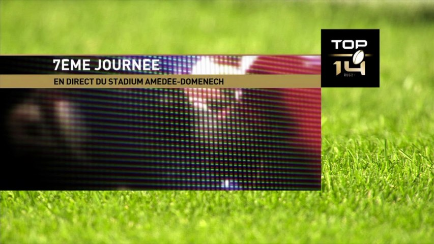 Rugby : Video - Résumé - CA Brive - Clermont - J7 Top14 2020 /2021