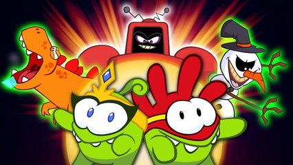 Om Nom Stories - Season 10 - All episodes in a row - Funny cartoons for kids