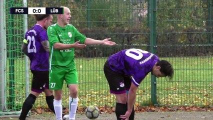 1. FC Schöneberg - 1. FC Lübars (Landesliga, Staffel 2)