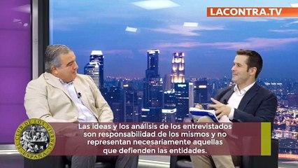 Entrevista a Juan Sánchez Galera, autor de 'Cabeza de Vaca, EL ÚLTIMO CABALLERO'