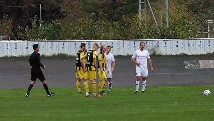 Das 1:0 für Gifhorn bei der SVG Göttingen
