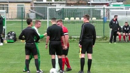 Trotz frühem Platzverweis: Spannung bis in die Schlussminute | TuS Leutzsch 1900 - SC Eintracht Schkeuditz (Stadtliga)