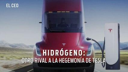 Hidrógeno: otro rival a la hegemonía de Tesla