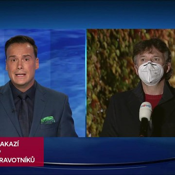 Debata v TN - TV Nova 26. 10. 2020