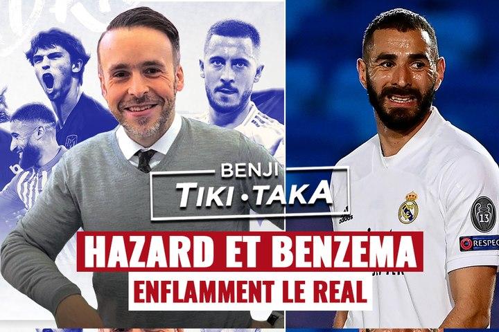 Benji Tika-Taka : Benzema omniprésent, Griezmann se débloque