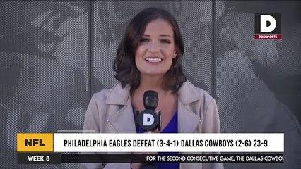 Cowboys vs Eagles Recap