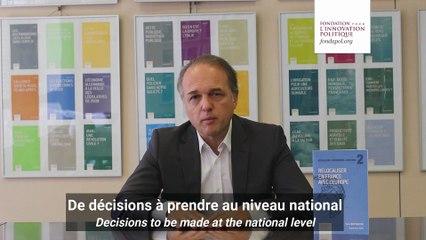 Présentation par Yves Bertoncini de l'étude Relocaliser en France avec l'Europe
