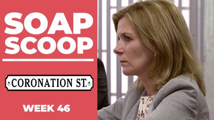 Coronation Street Soap Scoop - Leanne left devastated by Steve's decision