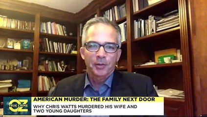 Were Chris Watts' Crimes Premeditated? Expert On 'Dr. Oz' Weighs In