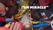 Quatre jours après le séisme en Turquie, une fillette de 4 ans est sauvée des décombres