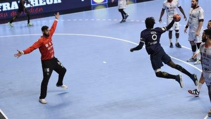 PSG Handball - Limoges : le résumé