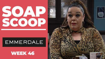 Emmerdale Soap Scoop! Mandy set for more heartbreak