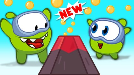 Nom Stories: Nibble Nom - New Episodes Compilation - Funny cartoons for kids