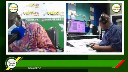 COVID-19- Ministry Of Information, Others Have Failed - Nana Ofori Laments