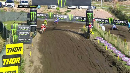 EMX2T Presented by FMF Racing News Highlights - MXGP of Pietramurata 2020